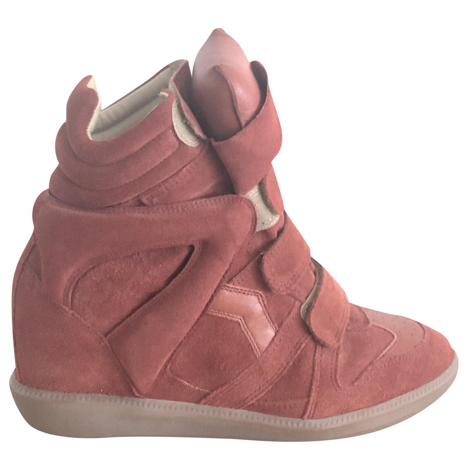 Isabel Marant Sneakers Sneakers Suede