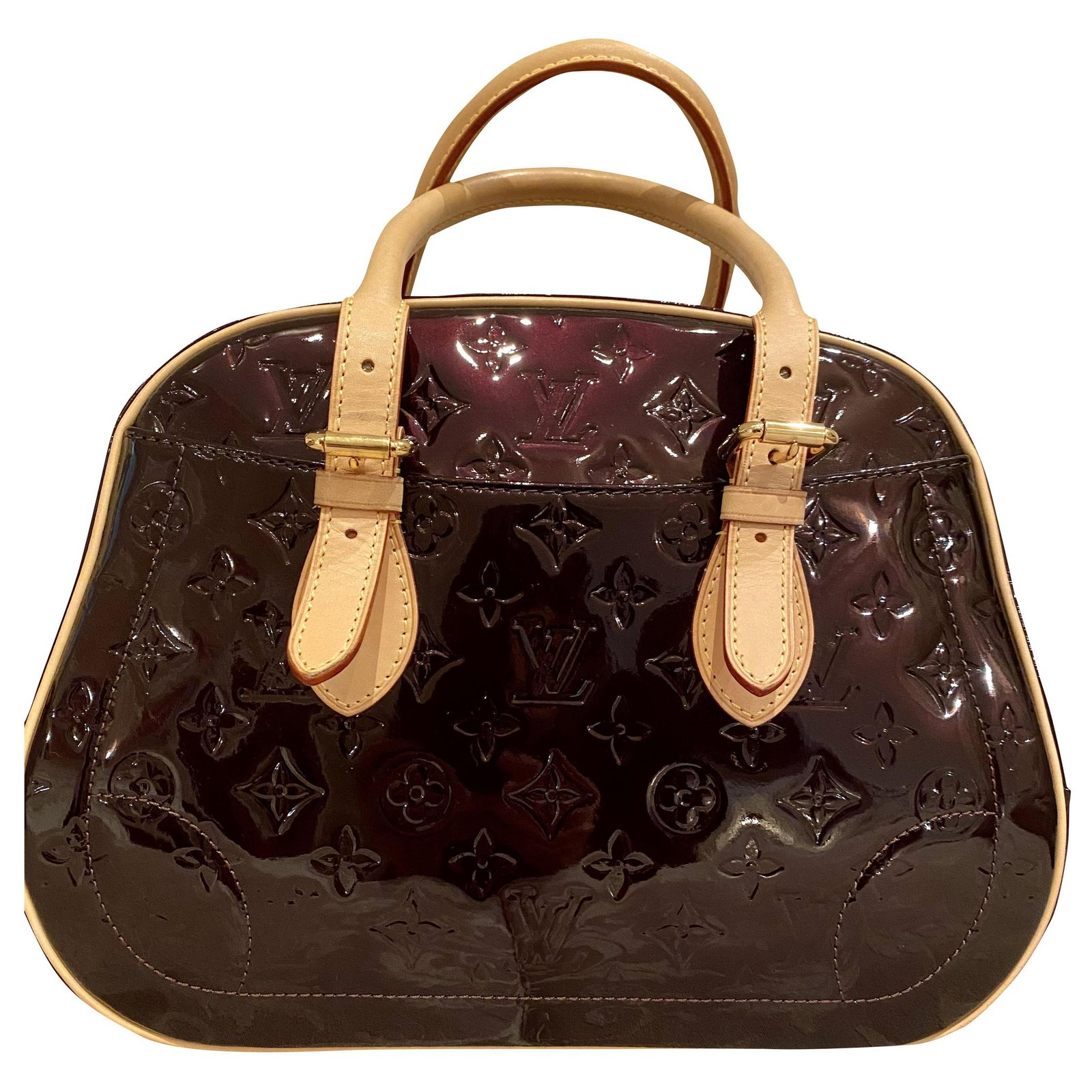 Louis Vuitton Summit Drive In Eggplant